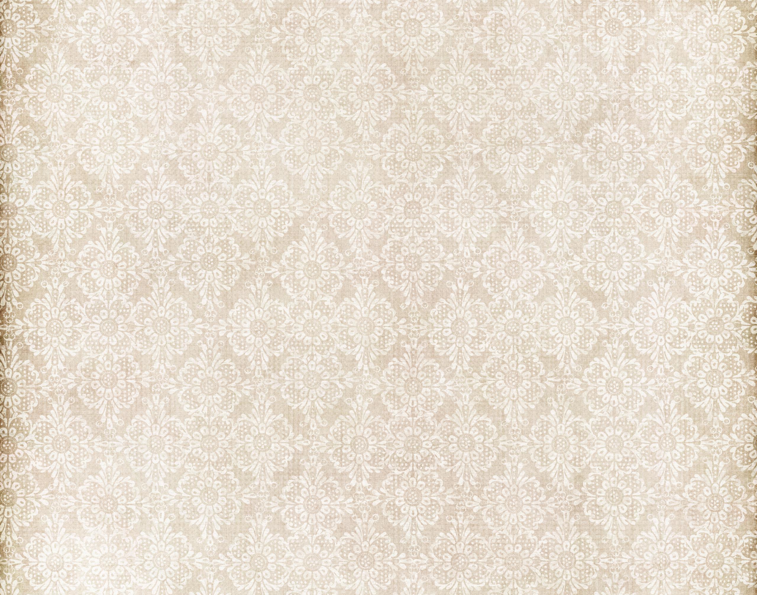 antique cream wallpaper - photo #38